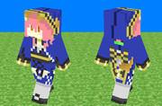 【Minecraftスキン】忠犬玉藻の前【FGO】