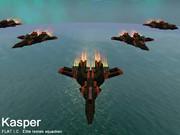 FFA-02F ナイアス(カスパール隊)