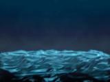 水面ループ
