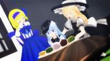 【東方MMD】マリアリの日と響の進水日(誕生日)【MMD艦これ】