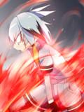 炎も滴るハシビロちゃん