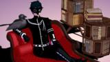 【MMD】怪盗と鴉2