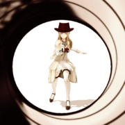 [MMD艦これ]007より「ガンバレルシークエンス」(各ボンド俳優ver)