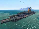 FBS-01 ジャッジメント級戦艦 一番艦 ジャッジメント