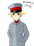 エルヴィン~1917年イタリア戦線~誕生日絵