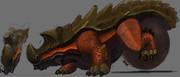 糞犀竜ヘラケロス