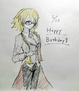 音葉さん誕生日おめでとう!