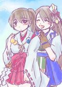 加賀さんとククリヒメ様