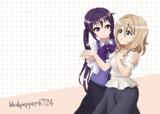 【ごちうさ】リゼと青山さん