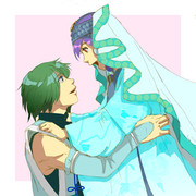 毘沙丸と壱与姫2