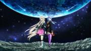 宇宙と月の歌姫