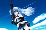Blue【第七回ガンアクションinMMDエキシビジョン】