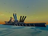 ジャッジメント級戦艦 2番艦 ジャッジ