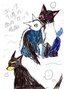 少年ジャンプの人気漫画のキャラクターを動物にしてみたってばよ6