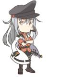 つんつんガングート(GIFアニメ)
