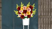 スタンド花(花抜き)