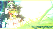 GUMIさんHappy Birthday!!2017