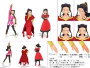 【MMDモデル配布】ジュゲム式 ソレッタ・織姫 Ver1.00