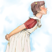 ノーマン・ロックウェル風アリサ
