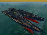 FBS-03X ジャッジメント級戦艦 試作型3番艦