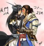 【艦これ+アサクリ】コナーと長門
