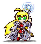 魔法剣士マキ