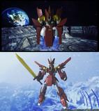 グランゾート(変形前あり)(ガンダムブレイカー3)