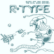 R・TYPE 30周年記念画像