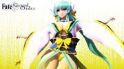 【MMD】FGO 清姫(ランサー)【モデル配布】