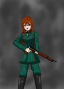 幼女戦記 ヴィーシャ少尉