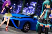 カッコいい 青い車☆