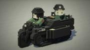 【Minecraft】ケッテンクラート