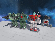 [Space Engineers] 量産機