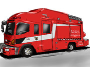 もしも東京消防庁がバス型の救助車を導入したら