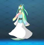 清姫 乙姫衣装