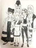 五姉妹世代