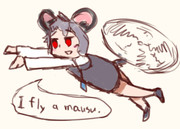 アメリカのトブネズミ