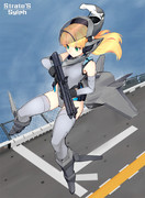 F-35B戦闘機少女