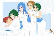 仲良し五姉妹