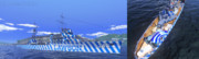 Tier3香取のローソン鹿島仕様:自作スキン