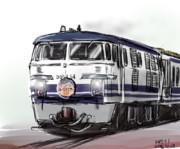国鉄DD54(ユーロライナー専用機仕様)