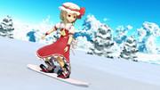 スノーボードフランちゃん