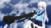 【MMD】狙い撃つ!