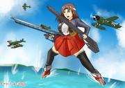 千歳型2番艦は、千代田でいきます!