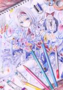 7/16は七色の人形遣いの日!