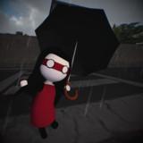別の雨の日
