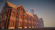 赤煉瓦倉庫的なやつ