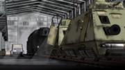 装甲列車の有る風景