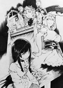 お題:小町、映姫、輝夜