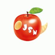 JSNロゴのGIFアニメ